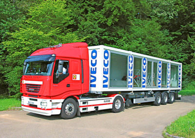 IVECO Trucker Showroom, Ulm