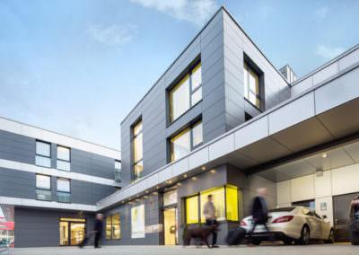 Economy-Hotel, Ulm