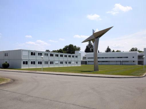 Büro/Labor für Weishaupt, Schwendi