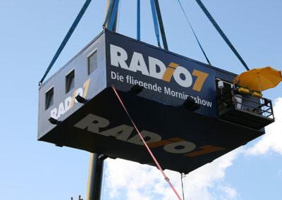 Radio 7 Studio, Ulm