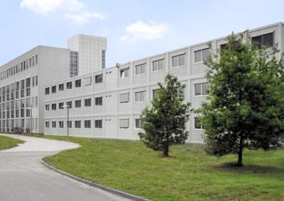Büros für Nokia, Ulm