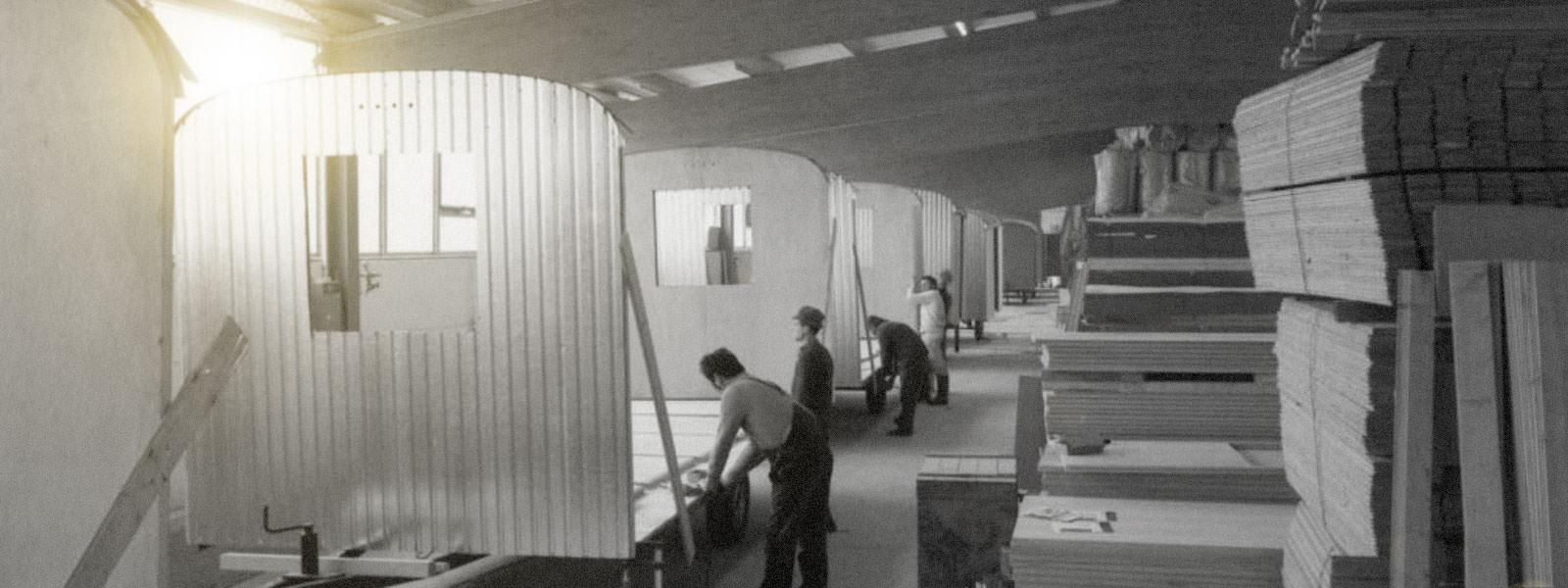 Modulbau- und Containerbauerfahrung seit Jahrzehnten bei EBERHARDT