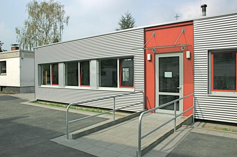 Neue Rollstuhlgerechte Klassenzimmer für Bodelschwinghschule in Bonn