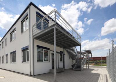 Verwaltungs- und Sozialräume der DB, Kornwestheim