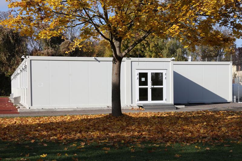 Klassenräume für Lessing-Gymnasium in Neu-Ulm