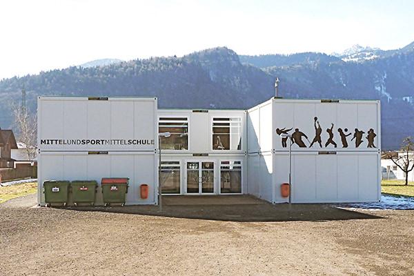 Grundschule in Österreich, Nüziders und Bürs