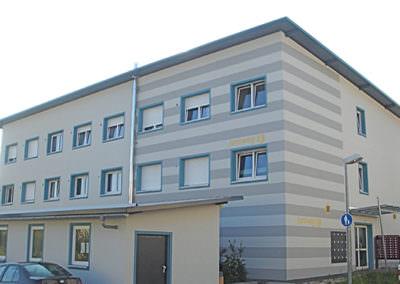 Studentenwohnheim Juraweg, Blaustein