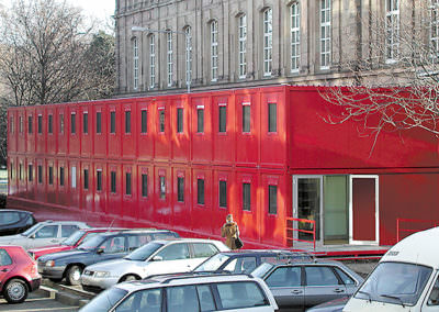 Hochschulbibliothek, Stuttgart