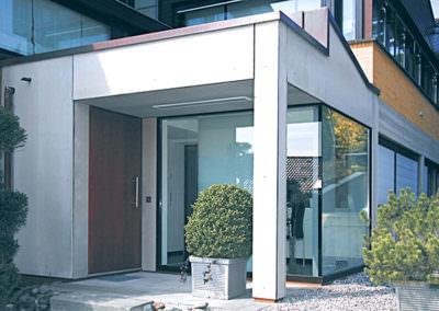 Büroanbau Werbeagentur, Thalfingen