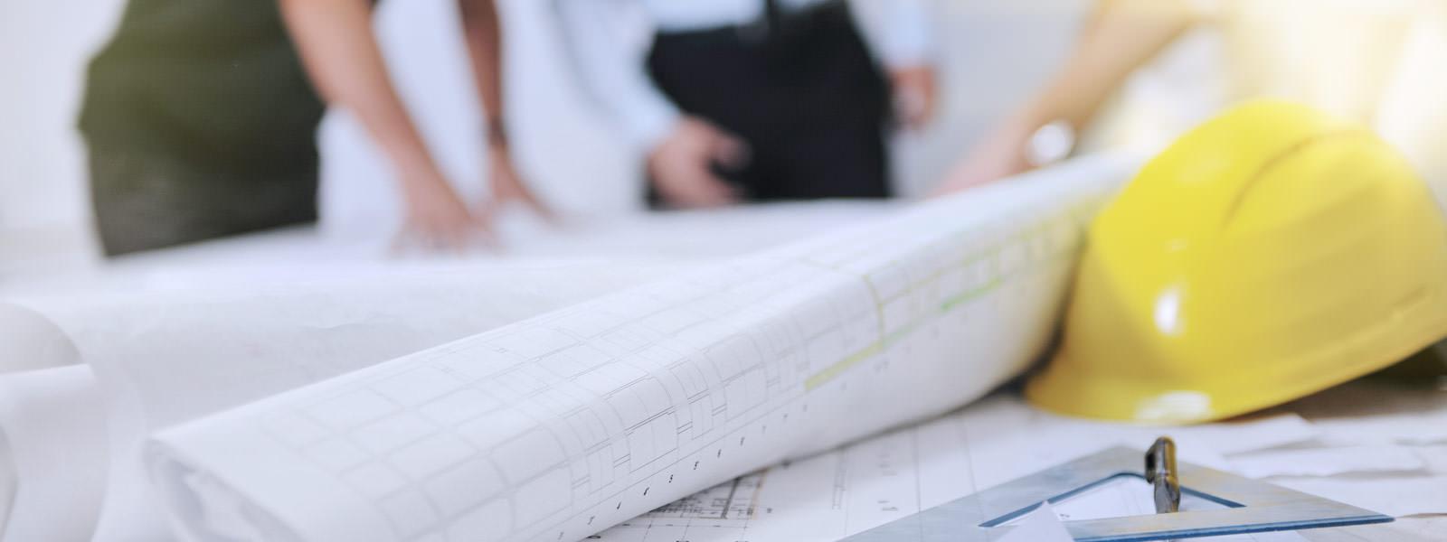 Modulbau und Systembau fuer Gebaeudeplanung