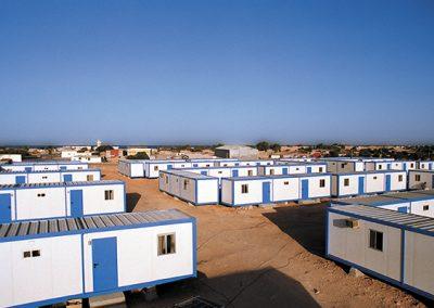 Wohnsiedlung, Naher Osten
