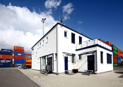 DB Verwaltungsräume, Dornstadt