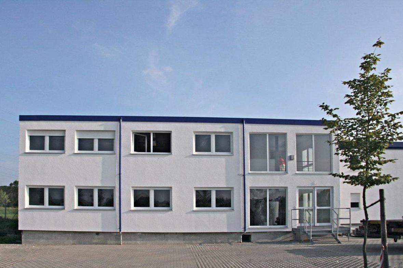 KTI Verwaltungsgebäude, Balzheim