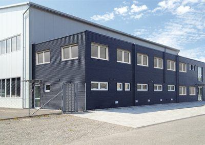 KTI Verwaltungsgebäude, Sulgen