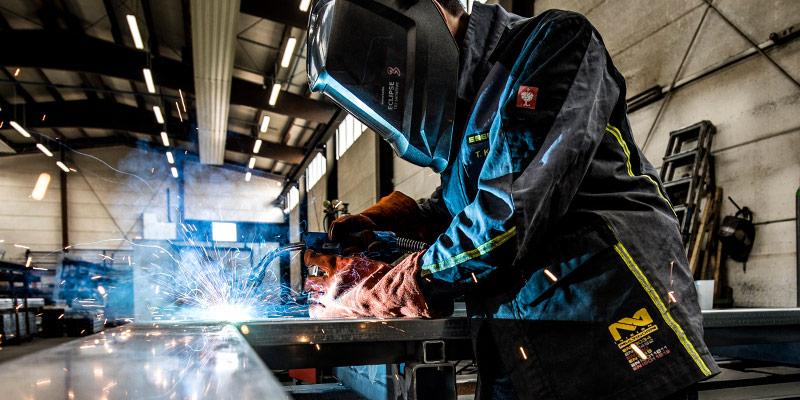 Stellenangebot Metallbauer bei EBERHARDT Modulbau