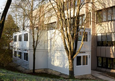 Büroräume Seeberger, Ulm