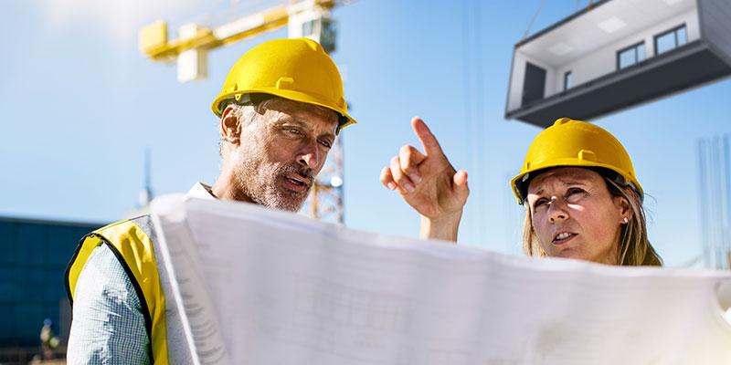 Stellenangebot Bauleiter (m/w/d)