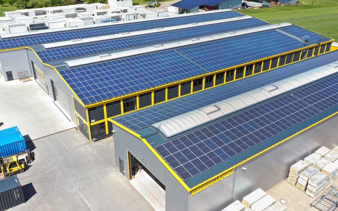 Erweiterung unserer Photovoltaik-Anlage
