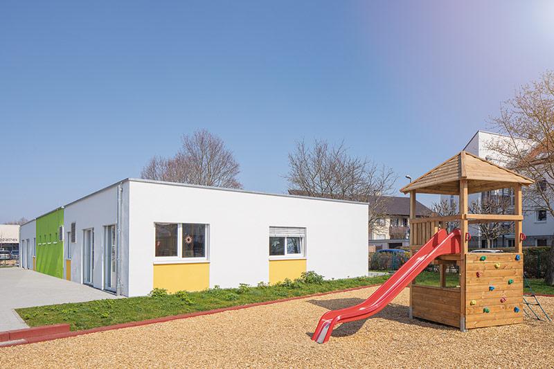 Neubau Kindergarten in Renningen